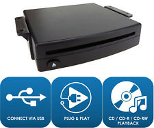 Retrofit Add on car CD player via USB for cars without CD Mech ADV-USBCD Adaptiv