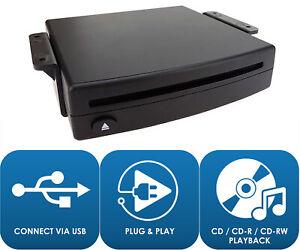 Nachrüstung Zusatz Auf Auto CD Spieler Über USB für Ohne Mech Adv-Usbcd Adaptiv