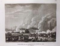 Loi Martiale Juillet 1791 Champs de Mars Paris pendant la Révolution Française
