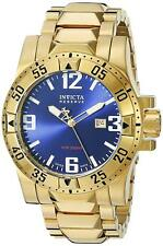 "Invicta Men's ""Reserve Collection Excursion Edition"" 18k Gold-Plated Watch"