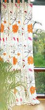 Gardine BLICKDICHT Vorhang Schlaufenschal schwere Qualität schöner Fall Typ182