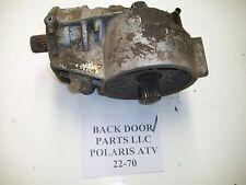 POLARIS 2000 SCRAMBLER 400 4X4 ATV FRONT GEAR BOX CASE DIFF 22-70