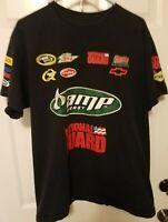 NASCAR Dale Earnhardt Jr #88 National Guard Winners Circle Men's T Shirt XL
