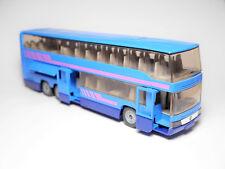 Bus Omnibus Autobus coach Doppeldecker Riesebus Mercedes O 404 DD Siku 3814 1:55
