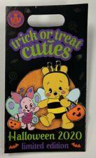 2020 Halloween Trick or Treat Cuties Winnie the Pooh & Piglet Le 5000 Disney Pin