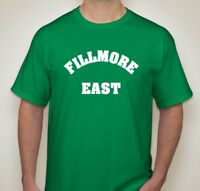 Fillmore East t shirt / Dead and Company / Allman Brothers / vintage style kelly