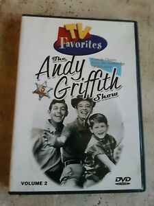 TV Favorites The Andy Griffith Show Volume 2 DVD