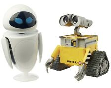 Disney Pixar Wall-E And Eve Action Figure NEW Toys Pixar Movie