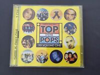 2CD TOP OF THE POPS 1999 Volume One - 38 Tracks