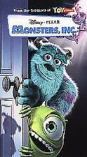 Monsters, Inc. (VHS, 2002, Clam Shell) (VHS, 2002)