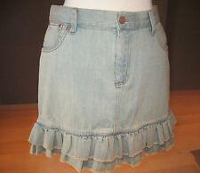 Leuke jeansrok / skirt met ruches van Edging by InWear NIEUW