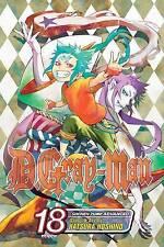 D.Gray-man, Vol. 18 ' Hoshino, Katsura manga in english,