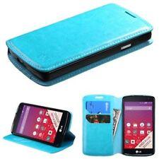 Fundas con tapa color principal azul para teléfonos móviles y PDAs LG