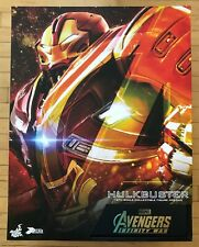 Hot Toys HULKBUSTER  - sixth scale NEW PPS005 Avengers Infinity War