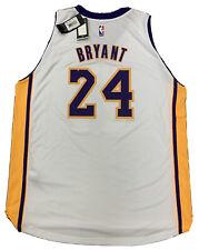New 2015 Super Rare Kobe Bryant Rev 30 Size 2X White Swingman Lakers Jersey NWT