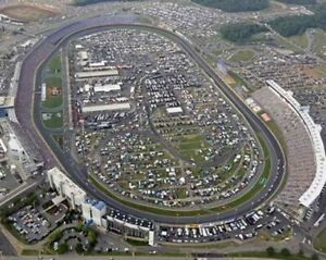 CHARLOTTE MOTOR SPEEDWAY 8X10 PHOTO AUTO RACING TRACK PICTURE