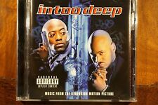 In Too Deep, Music From The Dimension Motion Picture  -  CD, VG
