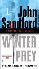 Winter Prey (lucas Davenport Mysteries): By John Sandford
