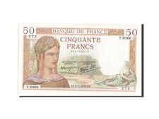 Billets, 50 Francs type Cérès #205221