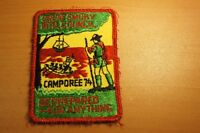 Great Smoky Mountain Council Boy Scouts Of America Fall Camporee 1974 Patch