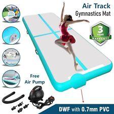 Air Track Gymnastics Mat Inflatable Airtrack Tumbling Floor Yoga Gym Tumble Mat