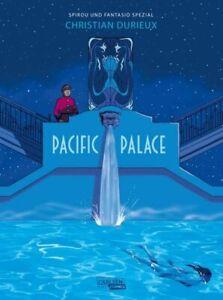 Spirou und Fantasio Spezial 32: Pacific Palace  Carlsen