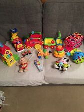 New listing Large Pre School Toy Bundle Fisher Price V-Tech Early Learning Centre (Elc)