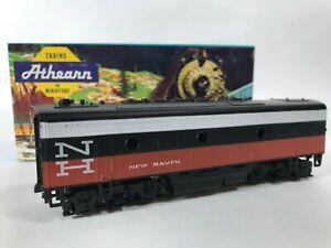 Athearn 3022 New Haven F7B Dummy Train Engine Kit HO Vintage NEW