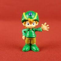 "Vintage 2000 Bandai Digimon 2"" Green TK Figure"