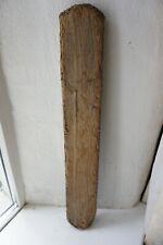 Flat ,weathered Cornish Driftwood Piece,shelf, mirror 63 x 9 x 3.5cm , 1.4kg