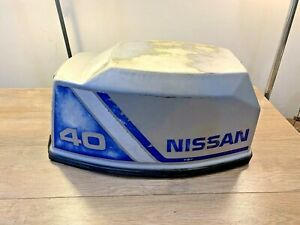 Nissan Tohatsu motor cover top cowl 40 hp NS40C M40C NS40C2 outboard bonnet