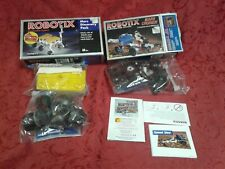 2 Home alone Robotix Construction Mars Discovery pack cruiser scifi 90s gift toy