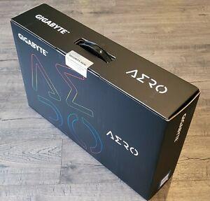 Gigabyte AERO 15 OLED KD-72US624SP 4k Intel 11800 h RTX 3060 16gb 1TB ships fast
