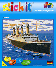 Mini Stecksystem Titanic Fahrend Ca. 8.200 teile Nr. 41222