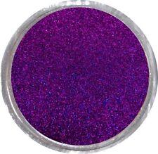 2,5g Glitterpuder Dunkel Lila, Glitzer in einer Nailartdose