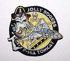 F-14A Tomcat  patches US NAVY VF-84 JOLLY ROGERS ORIGINAL