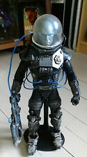 1/6  custom Mr freeze Arkham City Batman