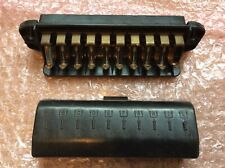 Fiat 124 Spider 1966 to 1978 fuse box