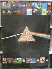Pink Floyd:  62cm X 92cm (approximately) Dark Side of the Moon Official Poster