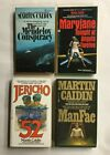 Lot++of+4+books+by+Martin+Caidin+%28PB%29