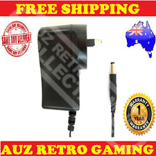 Power Supply Pack Adapter Cable For Super Nintendo SNES NES Console 9V