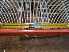 QTY 2 CEN-TECH 3/16IN X 33FT FIBERGLASS WIRE RUNNING KIT W/ STORAGE CASE 65326