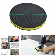 "6"" Clay Bar Polish Disc Pad Auto Car Care Wash Detailing Cleaning Wax Sponge Pad"