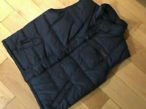 Rivers Edge Men's Dark Blue Sleeveless Jacket Gilet Size M
