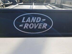 Land Rover Defender G4 expedition Roof Rack Sticker 90 110 130