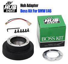 Racing Steering Wheel Hub 6 Hole Boss Kit Adapter For BMW E46 328 323 325 330