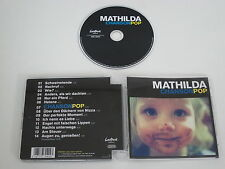 MATHILDA/CHANSON POP(WESTPARK MUSIC 87176) CD ÁLBUM