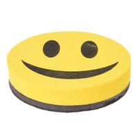 Magnetic White Board Blackboard Dry Wipe Dry wipe Marker Cleaner Eraser Schoo SS