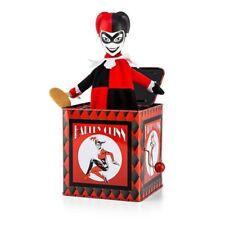 DC Comics Harley Quinn Jack in the Box Batman Suicide Squad Nostalgic Retro Toy