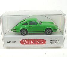 Wiking Porsche 911 SC grün 0161 02-1:87 G-Modell